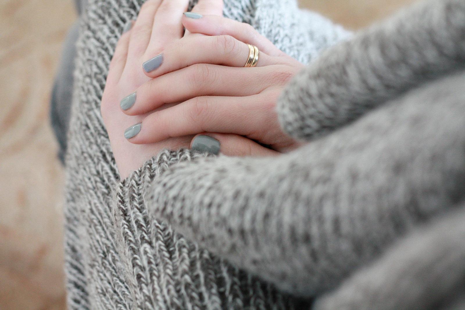 Semilac 105 Stylish Gray, Semilac 141 Lady in Gray