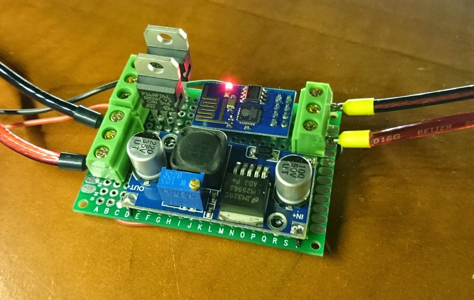 Intermittent Technology Esp8266 Wifi Led Dimmer Part 1 Of