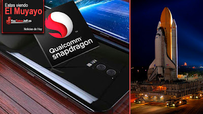 Snapdragon 845, falcon heavy, noticias, ultimas noticias