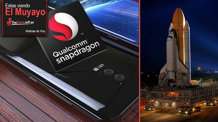 Móviles con Snapdragon 845 que llegaran en 2018, Falcon Heavy, Porsche, Arqueólogo   El Muyayo