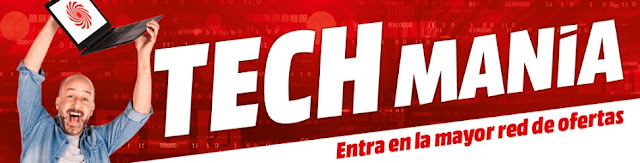 Top 10 ofertas folleto Tech Manía de Media Markt