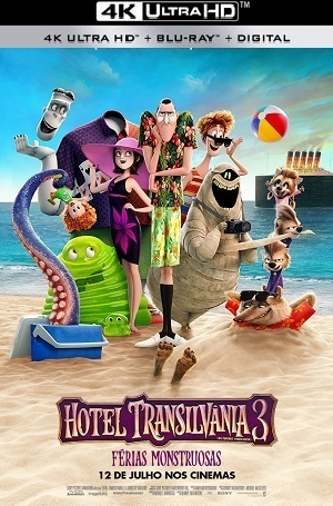 Filme Hotel Transilvânia 3 - Férias Monstruosas 4K 2018 Torrent Download