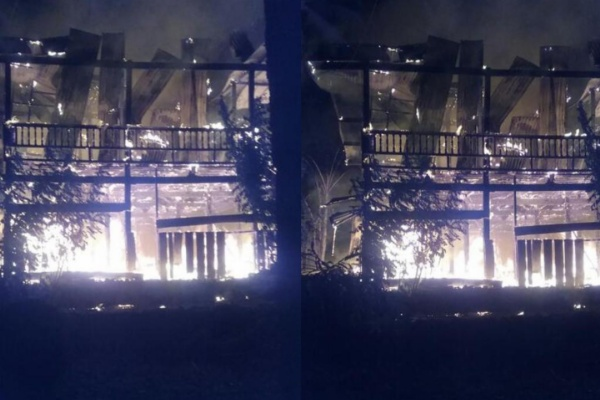 Gas Elpiji 3kg Meledak, Satu Rumah di Bone Ludes Terbakar