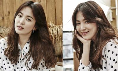Song Hye-kyo Artis Korea Selatan Paling Cantik dan Populer di Dunia