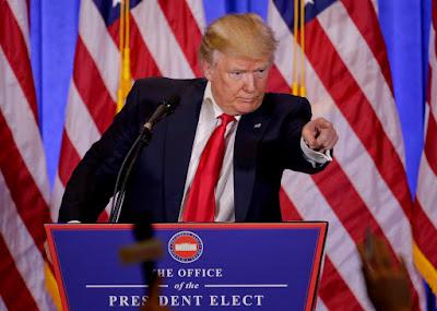 Donald Trump, The Times, interjú, Oroszország, Vlagyimir Putyin, Angela Merkel, NATO, illegális bevándorlás, menekültválság, szír polgárháború
