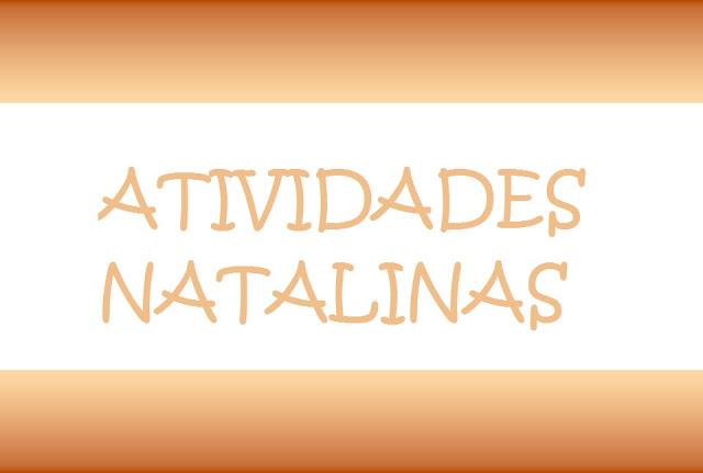 Atividades Natalinas