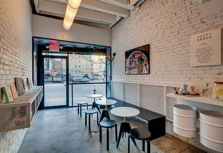 Desain Interior Cafe Minimalis Unik