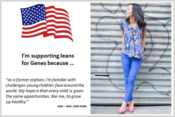 Sydney Fashion Hunter - Fashion Bloggers For Jeans For Genes - Kate Style Petite - USA