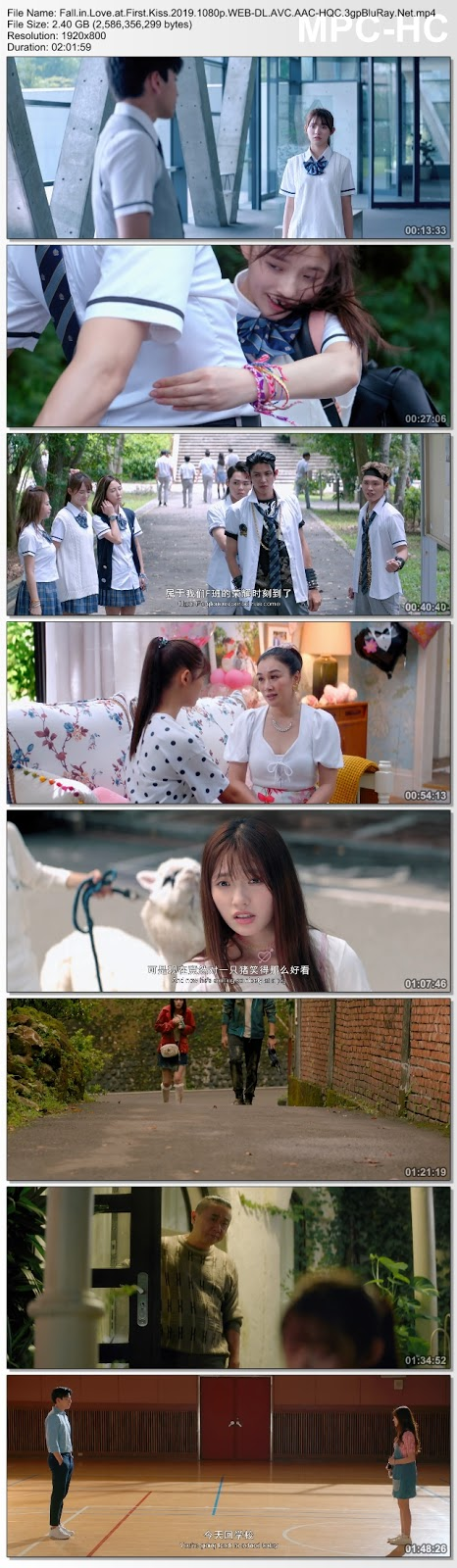 Screenshots Download Fall in Love at First Kiss (2019)