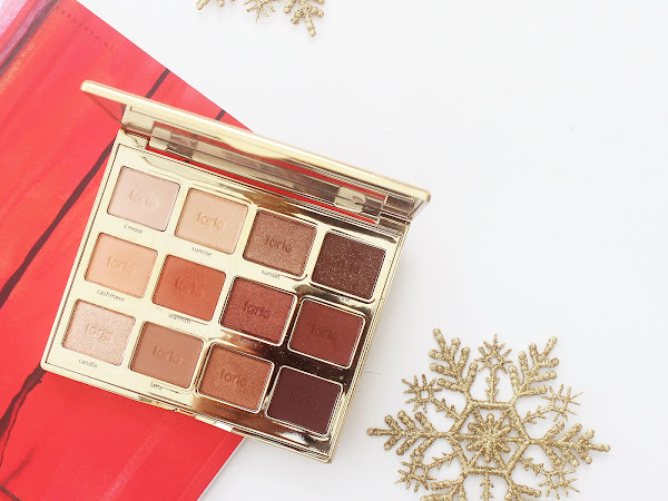 Tarte Toasted Eyeshadow Palette Review