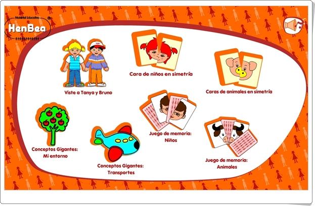 """""""Juegos educativos HenBea"""""""