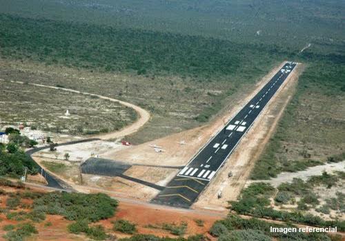 Aeródromo Ciro Alegría