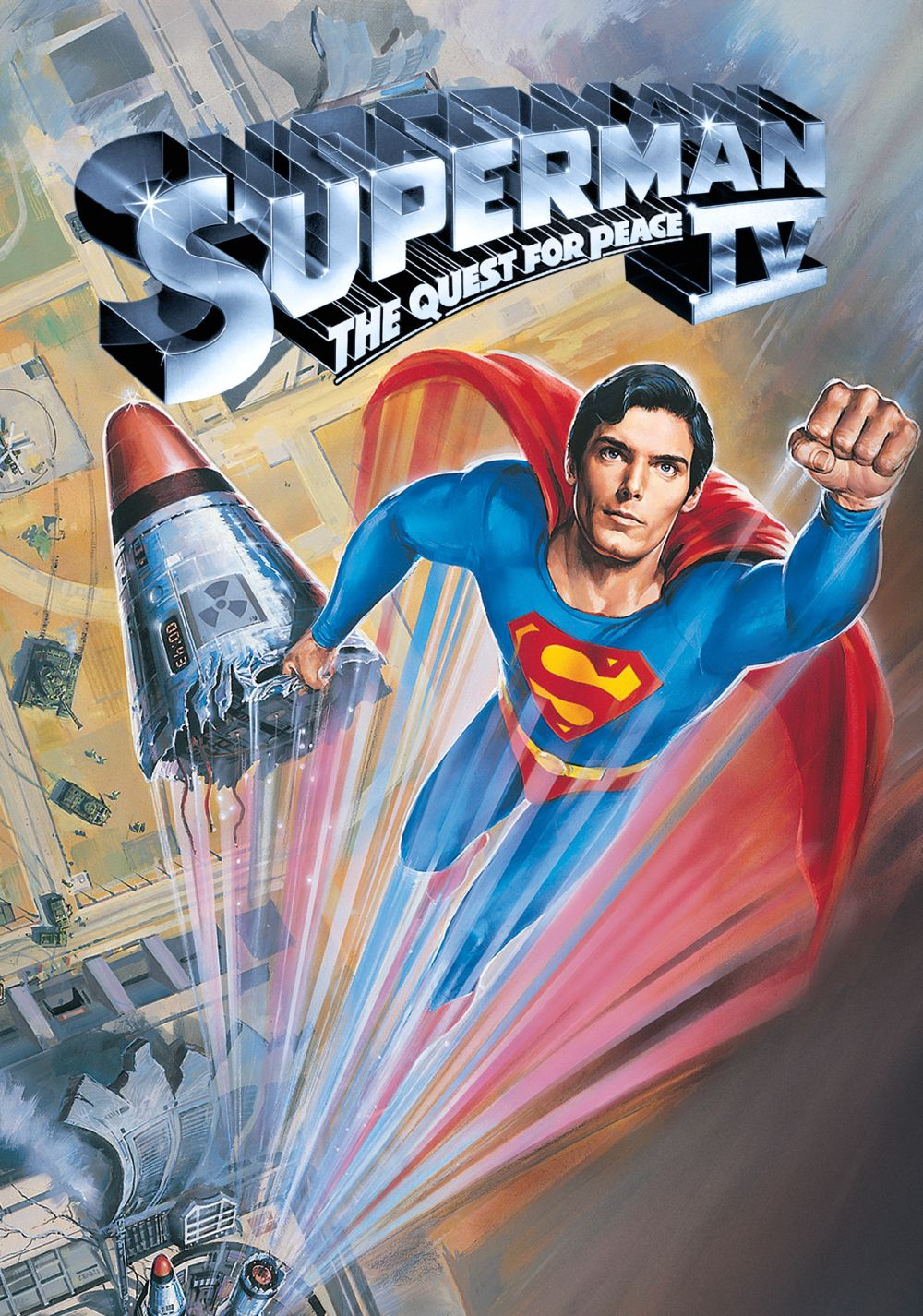 Superman IV: The Quest for Peace [1987] [DVD9] [NTSC] [Latino]
