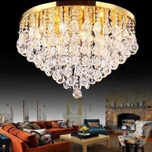 Kinh nghiệm chọn đèn ốp trần phòng khách bạn nên biết
