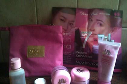 Harga Cream Been Pink Beauty Series