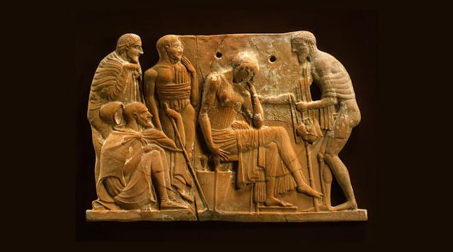 Ο Όμηρος και ο Οδυσσέας ήταν ένα και το αυτό πρόσωπο;