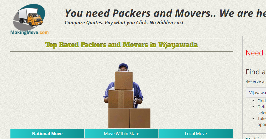 Best Packers and Movers Company in Jammu
