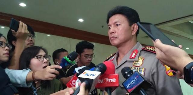 Polisi Telusuri Niat Jahat Pembakar Bendera Tauhid