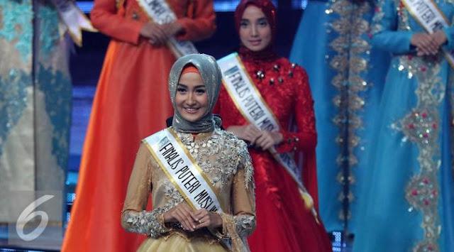 Profil dan Biografi Siti Ashari Puteri Muslimah Indonesia 2016