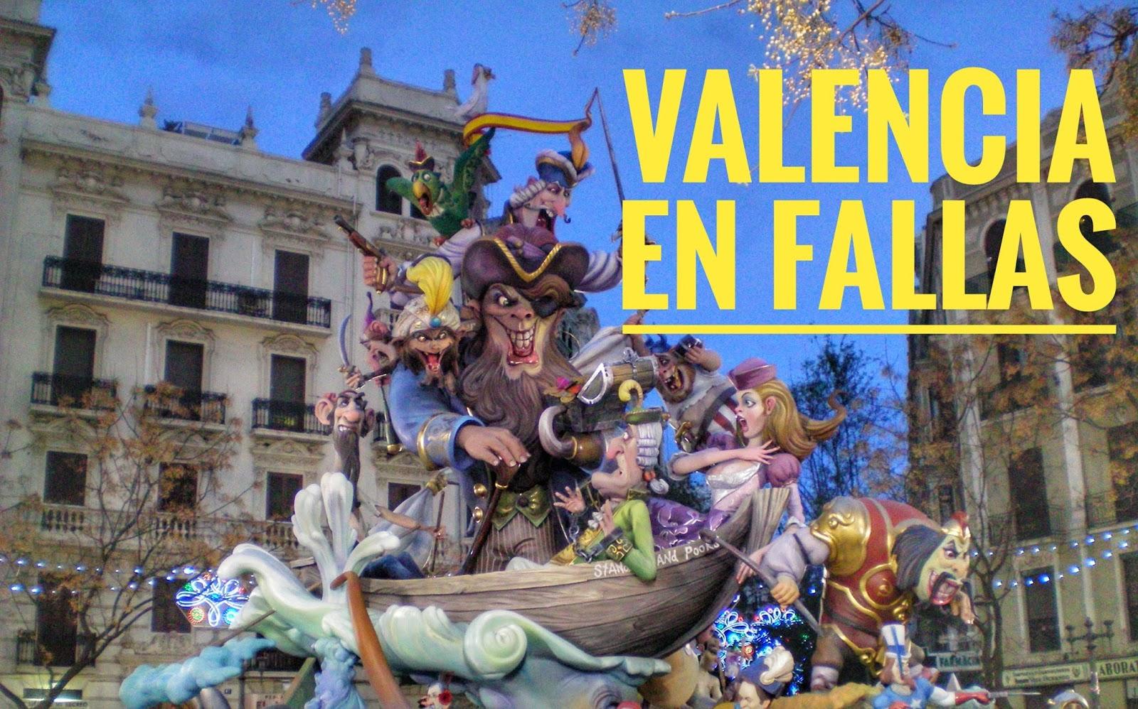 Valencia, turismo en Fallas 2017 ¿qué visitar?