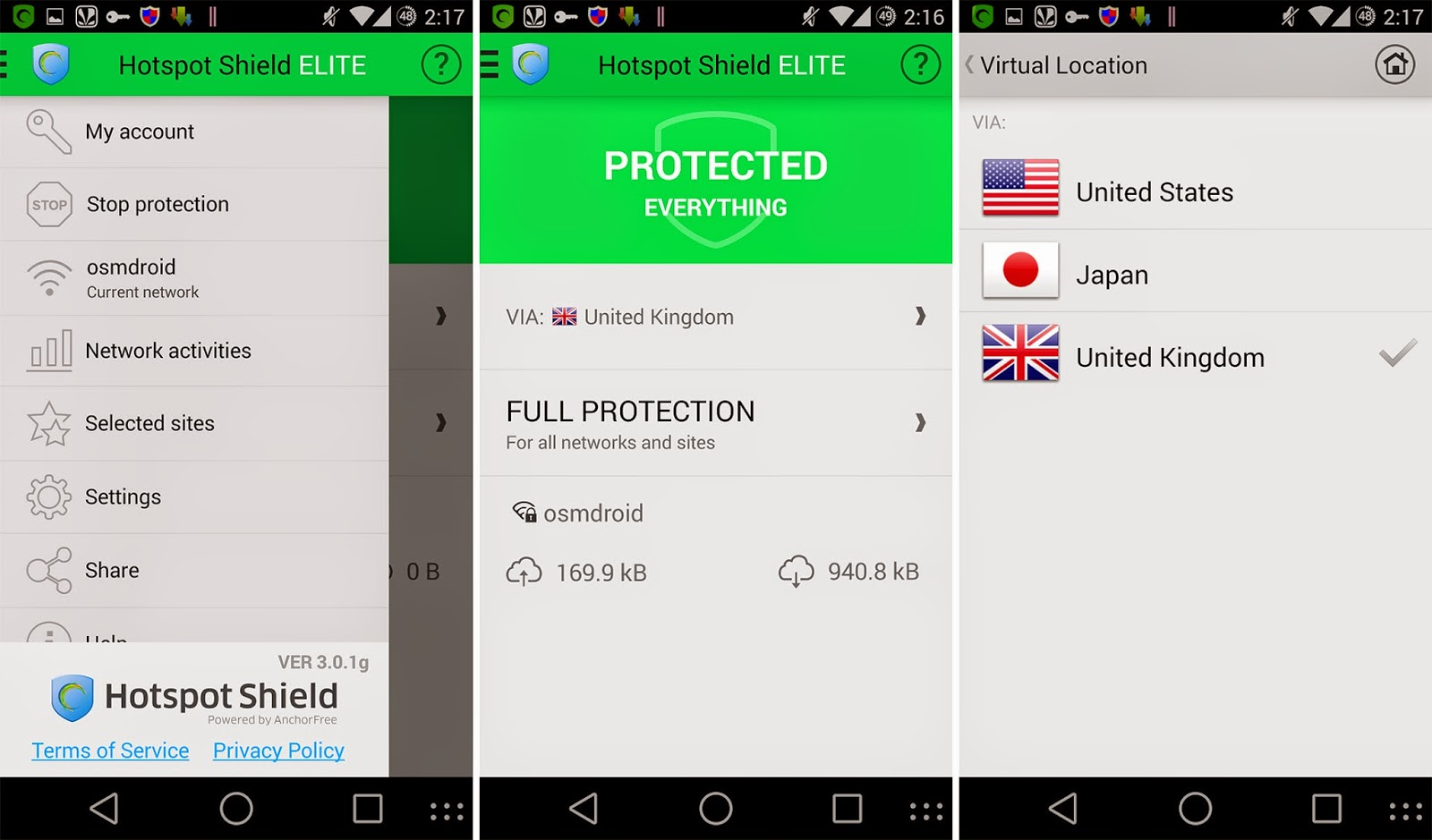 Hotspot Shield VPN ELITE APK Full