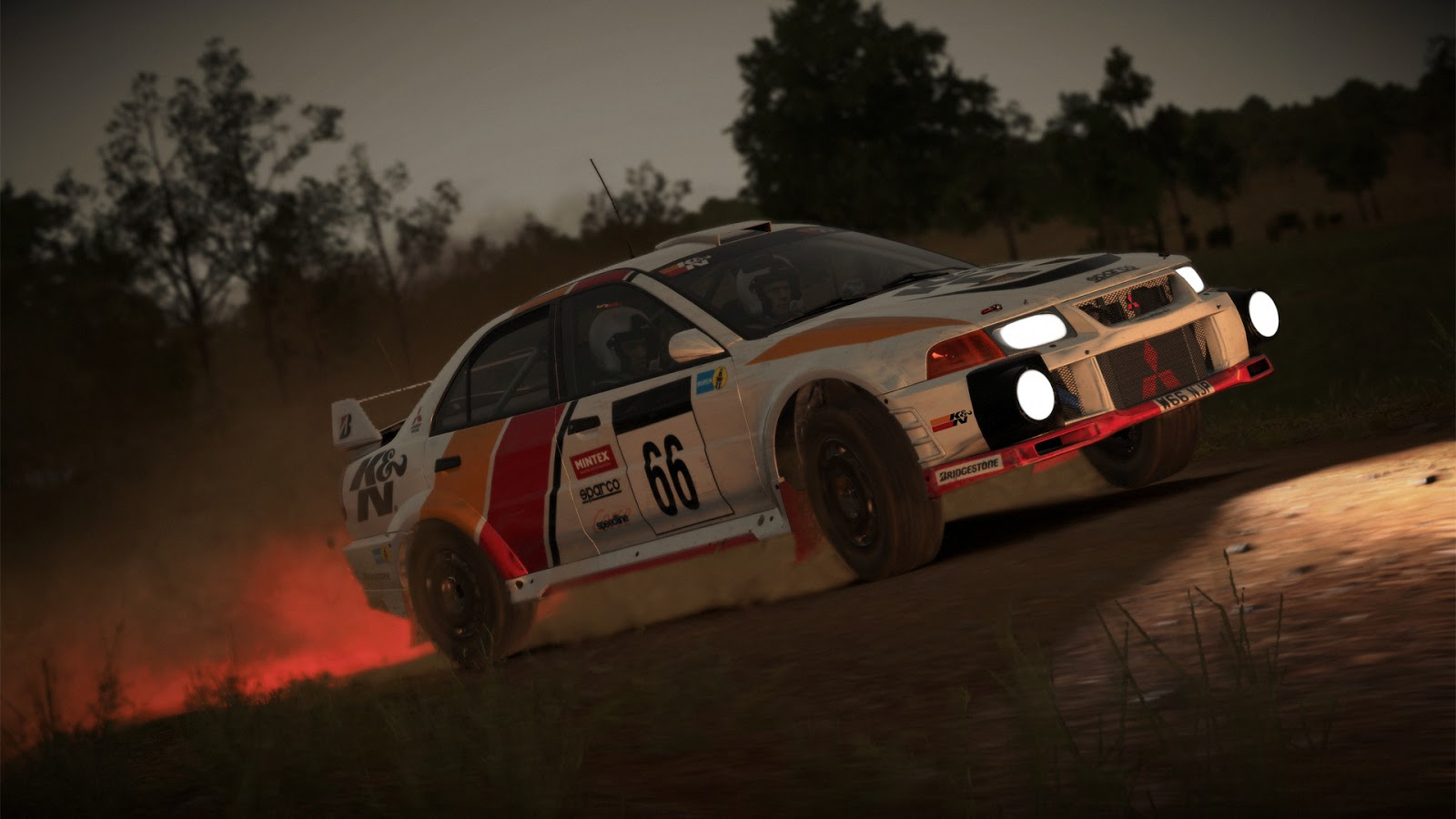 dirt 4 announcement trailer and images the entertainment factor. Black Bedroom Furniture Sets. Home Design Ideas
