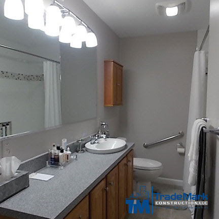 Enhance the bathing experience with bath remodeling services
