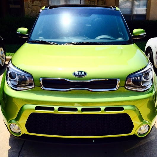 Travel Smart With Style: 2015 Kia Soul Car Review