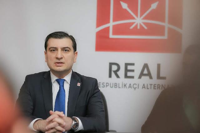Líder de la oposición arrestado en Bakú