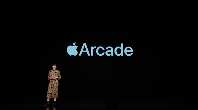 Apple announces Apple Arcade gaming service