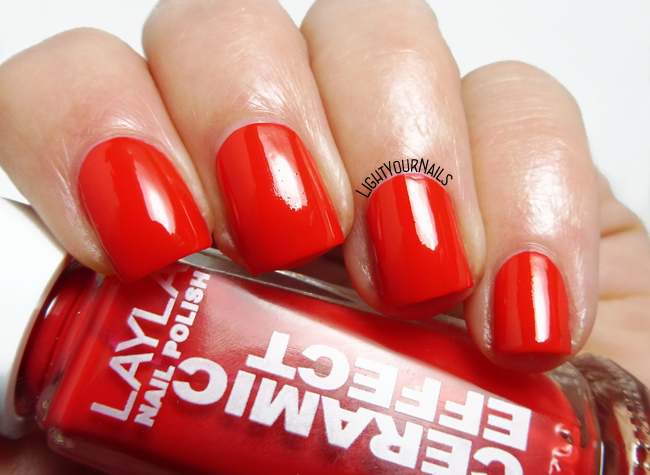 Smalto Layla CE45 Coral Bay nail polish