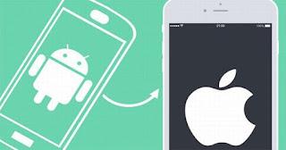 Sonsuz Paylaşım.., Whatsapp Konuşmalarını Aktarma Android den İOS a