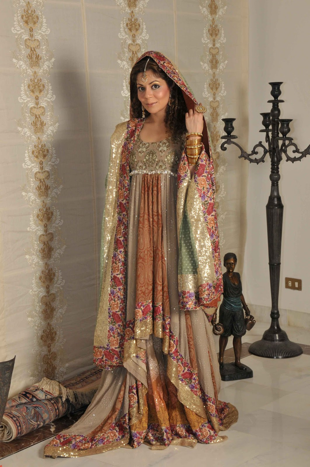 Fashion Freaks: New Trends In The Pakistani Wedding Dresses