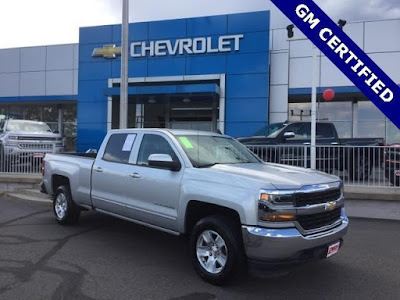 2017 Chevrolet Silverado 1500 For Sale Near Denver
