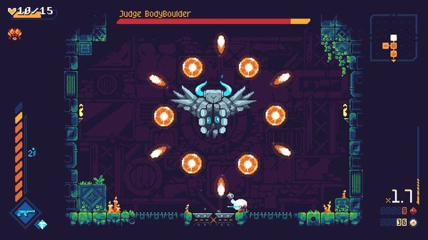 ScourgeBringer (2020) PC Game Español