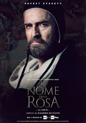 The Name Of The Rose 2019 Miniseries Poster 9