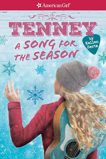American Girl: Tenney Grant: A Song for the Season