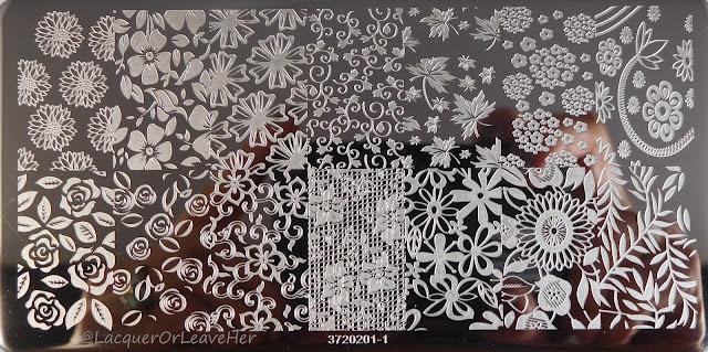 Morgan Taylor's Flirty Florals 3720201-1