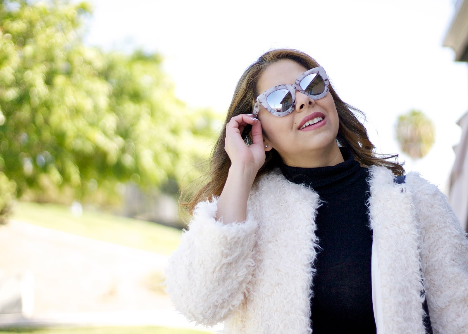 Quay marble look sunnies, mirrored sunglasses, chunky sunglasses, cool sunglasses for sprin 2016