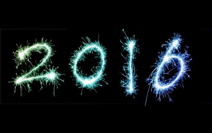 Happy New Year 2016 HD Images with Quotes for Google Plus