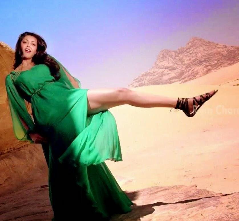 Kajal Aggarwal In Govindudu Andarivadele Movie Images -2296