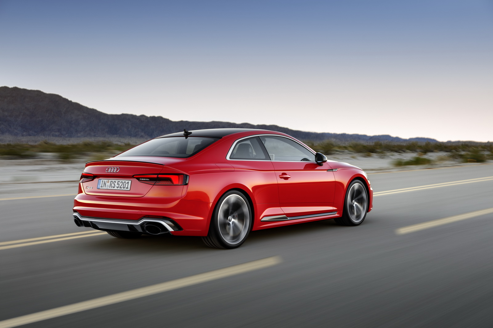 2017 Audi Rs5 Coupe Launched In Europe Priced From 80 900