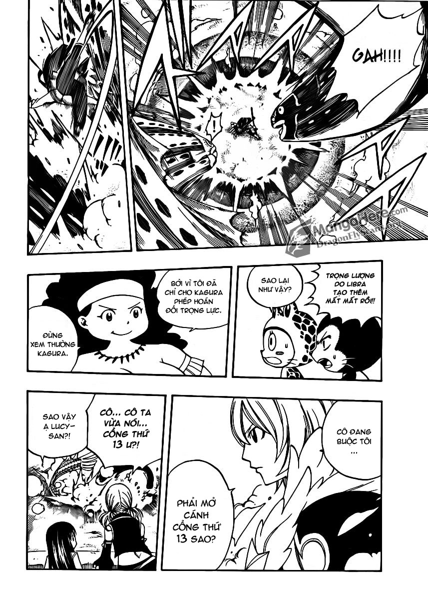 Fairy Tail Chap 281