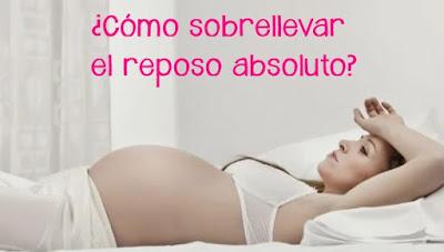 reposo absoluto durante el embarazo
