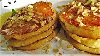 Palačinke od banana // Banana pancakes