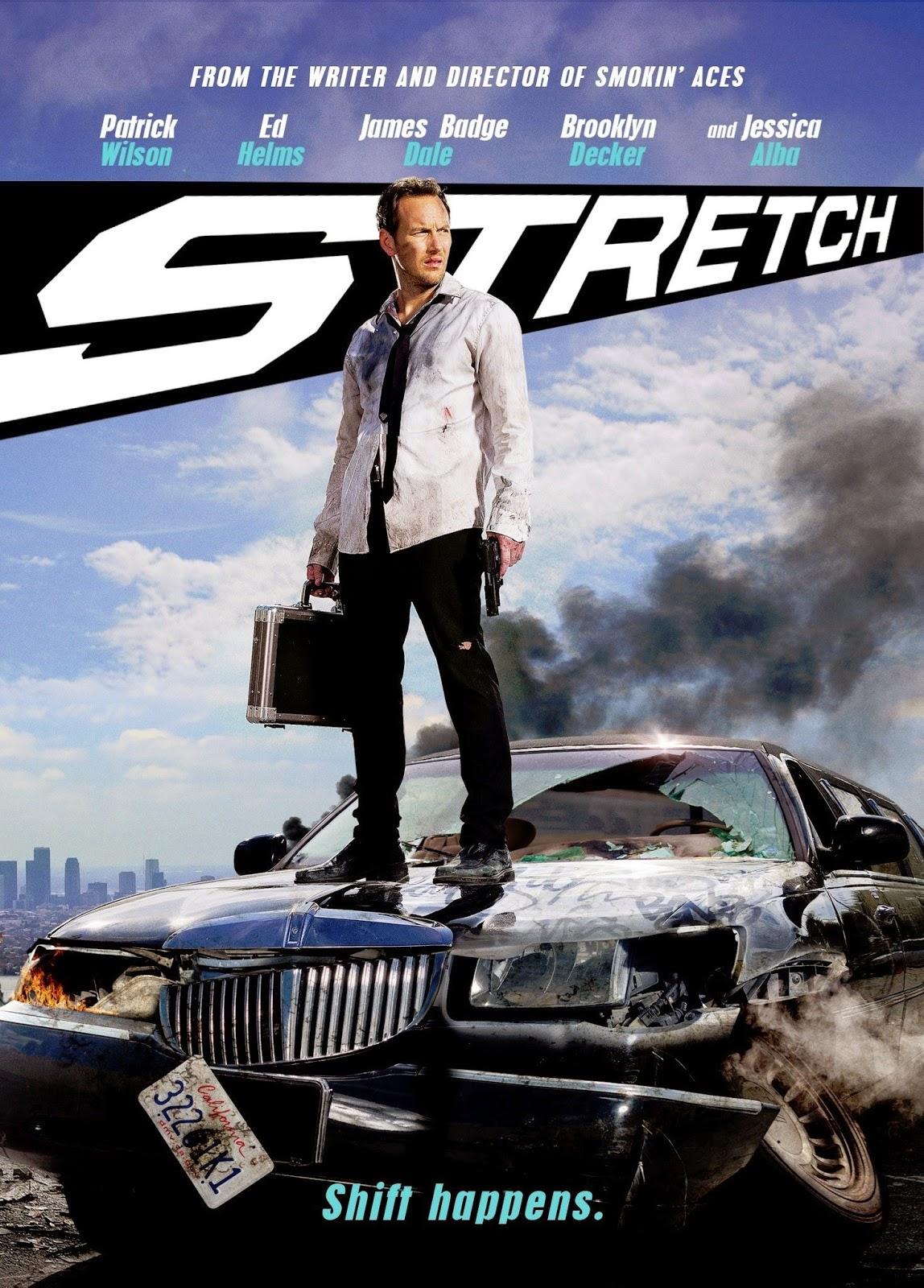 Stretch (2014) HDRip ταινιες online seires xrysoi greek subs