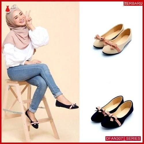 DFAN3071S31 Sepatu Mg14 Sepatu Flat Wanita Murah Terbaru BMGShop