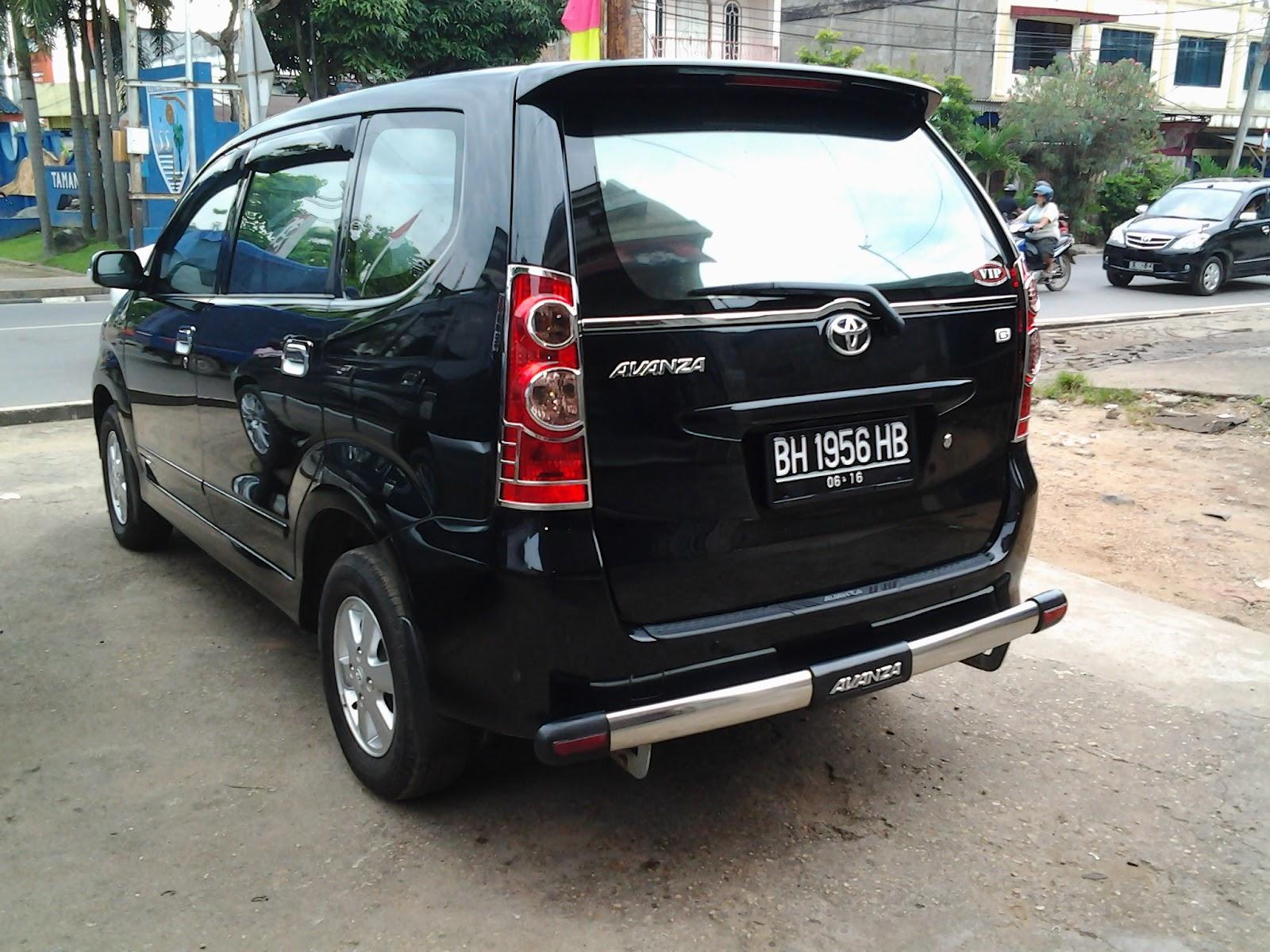 Grand New Avanza 2018 Tipe G Agya 1.2 Trd M/t Mobil Bekas Jambi Facelift 2011 Like
