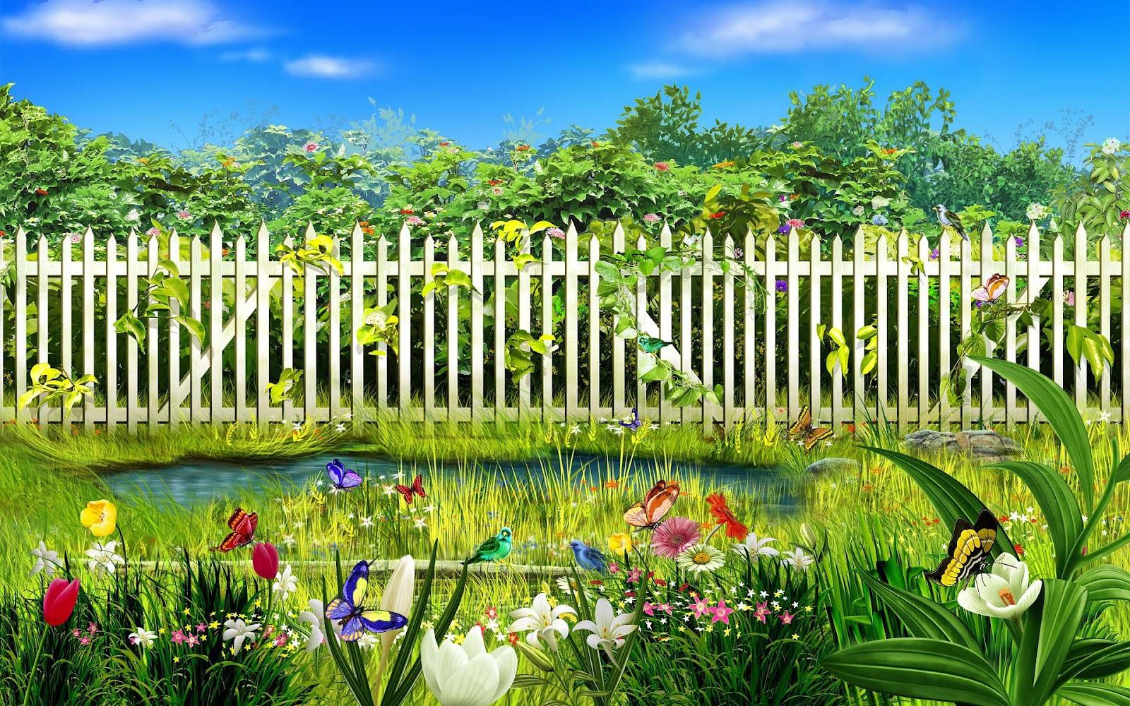 lente achtergronden hd - photo #10