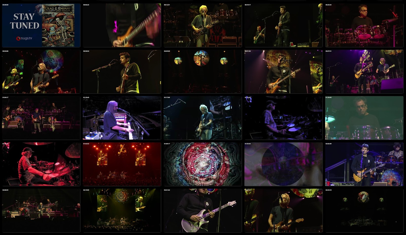 The Curtain With Dead Company 2017 11 24 Little Caesars Arena Detroit Mi Webcast Rip